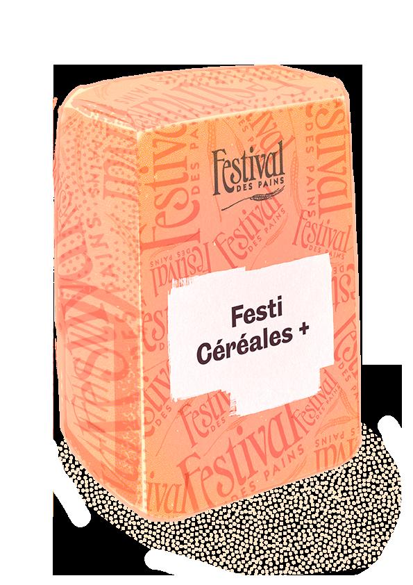 farine festival céréales